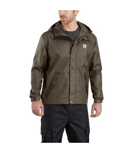 Carhartt Jacket Breathable Waterproof Dry Harbor 103510