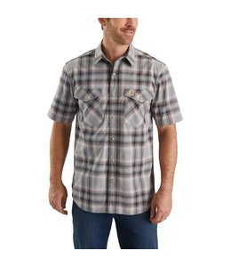 Carhartt Shirt Short-Sleeve Bozeman Rugged Flex 103552