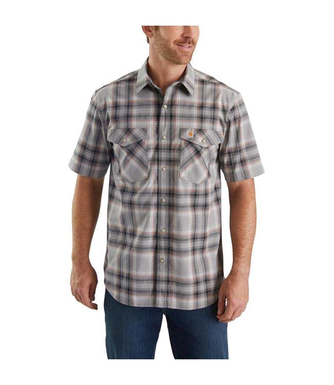 Carhartt Shirt Short-Sleeve Bozeman Rugged Flex 103552