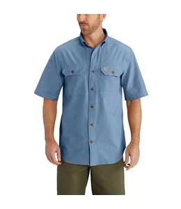 Carhartt Short Sleeve Shirt Chambray S200