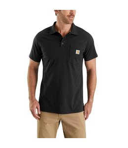Carhartt Polo Pocket Delmont Cotton Force 103569