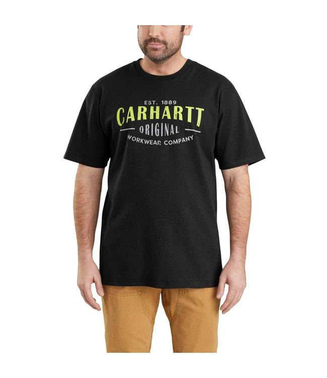 Carhartt T-Shirt Short-Sleeve Graphic Original Carhartt Workwear 103558