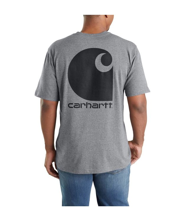 Carhartt T-Shirt Short-Sleeve Pocket Graphic C Logo Workwear 103559