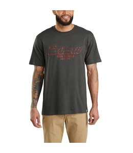 Carhartt T-Shirt Short-Sleeve Born To Build Graphic Maddock 103563