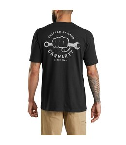 Carhartt T-Shirt Short-Sleeve Pocket Carhartt Strong Graphic Maddock 103565