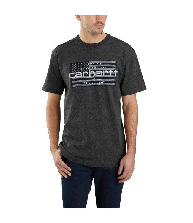 Carhartt T-Shirt Short-Sleeve Craftsmanship Graphic Lubbock 103567