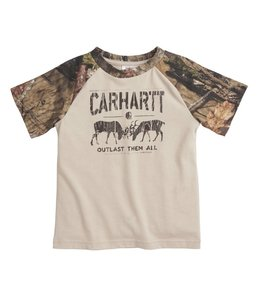 Carhartt Tee Outlast Them All CA8954