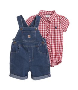 Carhartt Set Shortall Denim CG9708