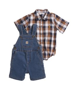 Carhartt Set Shortall Denim CG8708