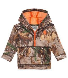 Carhartt Sweatshirt Half Zip Camo CA8485