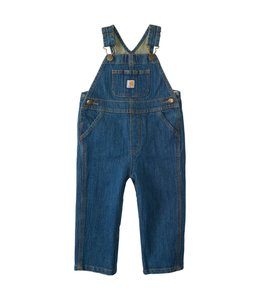 Carhartt Bib Overall Washed Denim CM8665