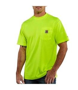 Carhartt T-Shirt Short-Sleeve Color Enhanced Carhartt Force 100493