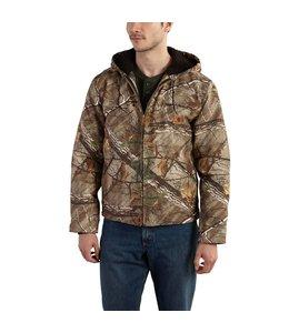 Carhartt Jacket Camo Sherpa Lined Sierra 101229