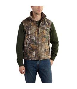Carhartt Vest Camo Quick Duck 101686
