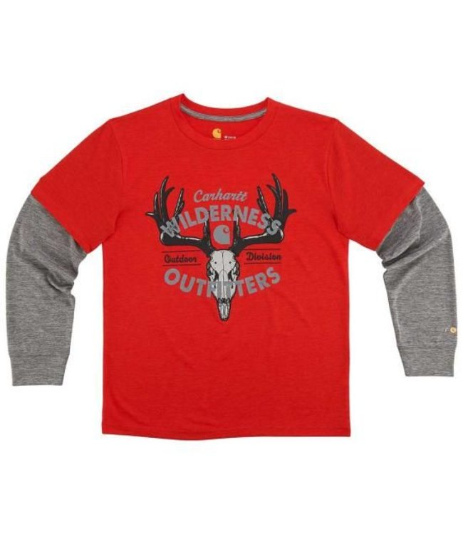 Carhartt Tee Wilderness Outfitters Force CA8723
