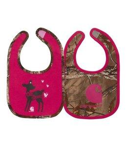 Carhartt Bib Camo 2-Piece Gift Set Oh Deer CB9101