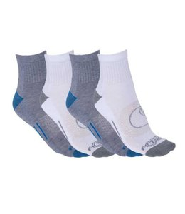 Carhartt Sock Quarter 4-Pack Men's A497-4