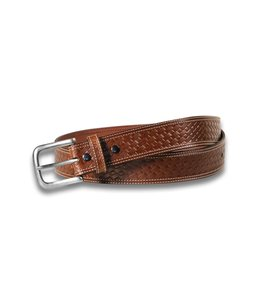 Carhartt Belt Leather Basketweave CH-2267