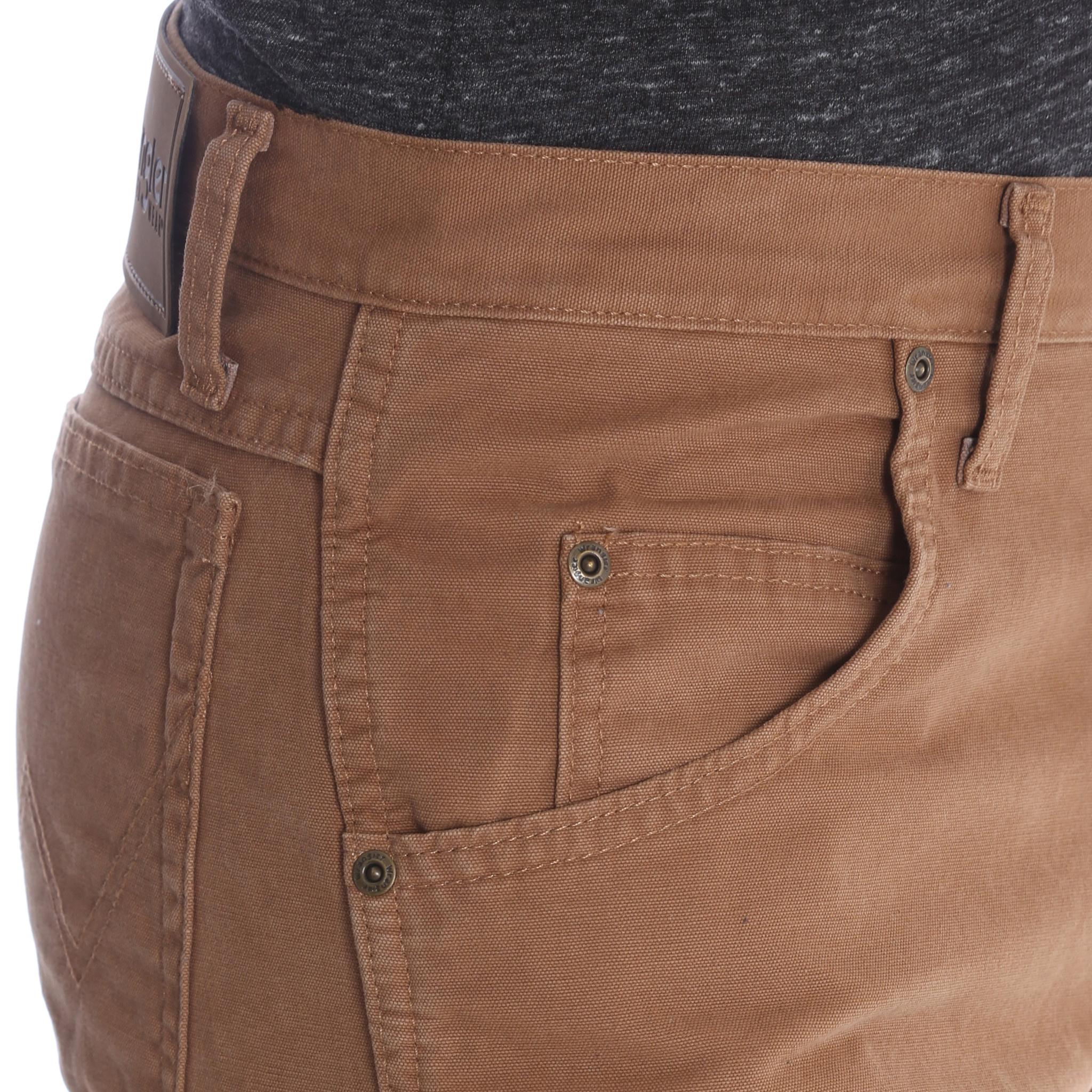 Wrangler Mens Rugged Wear Regular Fit Straight Leg Pant