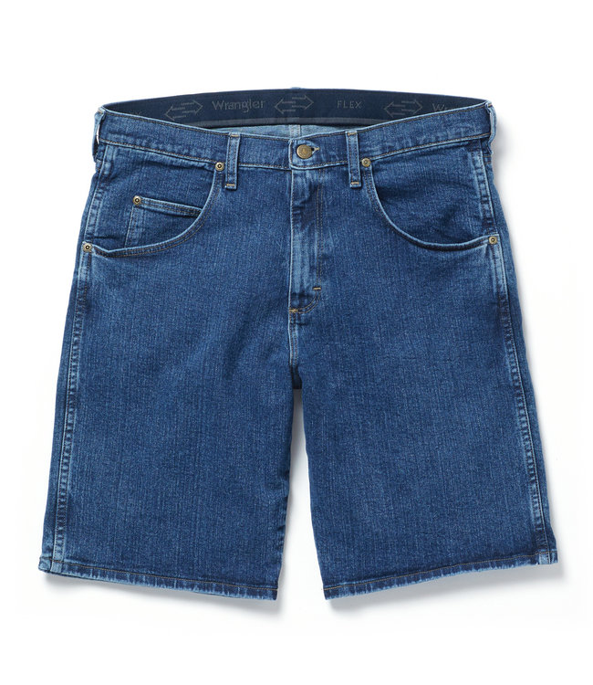 Wrangler Short Relaxed Fit Performance Series Rugged Wear 36555MS