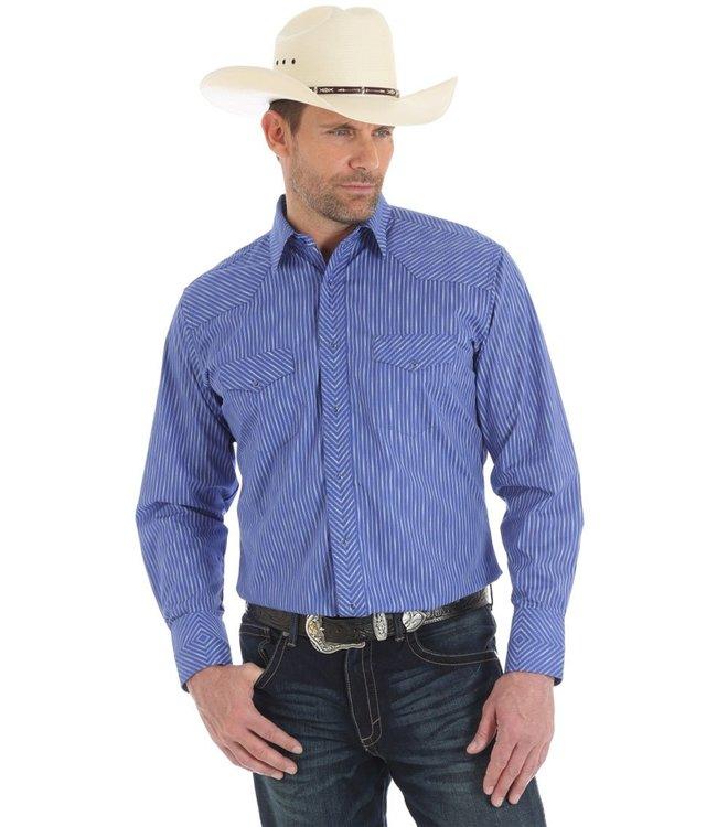 Wrangler Shirt Silver Edition 75777PR