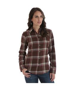 Wrangler Shirt As Real As Wrangler LRW640M