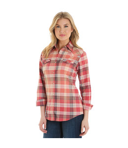 Wrangler Shirt Western Fashion Wrangler LW8271M
