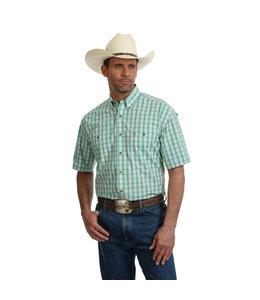 Wrangler Shirt Short Sleeve George Strait MGSG614