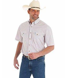Wrangler Shirt Short Sleeve George Strait MGSR475