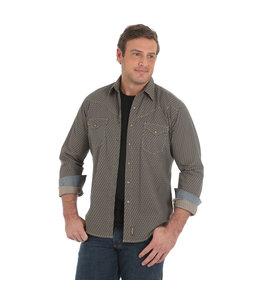 Wrangler Shirt Long Sleeve Retro Premium MVR411M