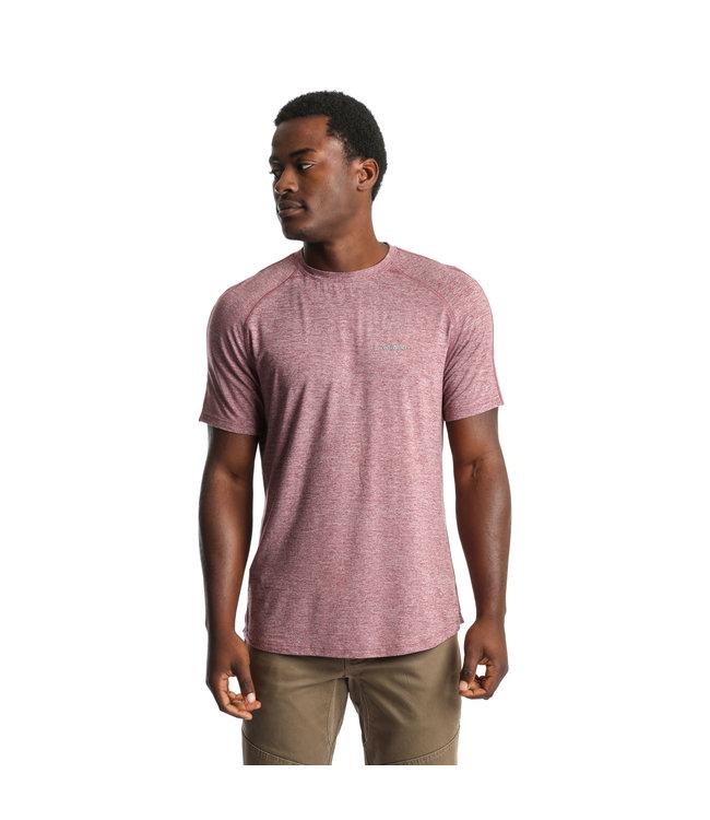 Wrangler Shirt Knit Performance Short Sleeve Outdoor NSK22VW