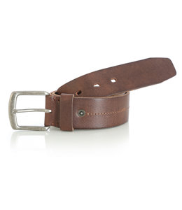 Wrangler Belt Center Stitch With Rivet Rugged Wear RWB5312