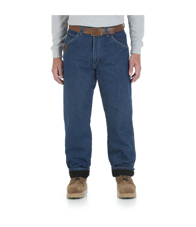Wrangler Jean Lined Relaxed Fit RIGGS Workwear 3W055TH