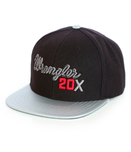 Wrangler Cap With Contrast Bill 20X Embroidered Logo 20X223X