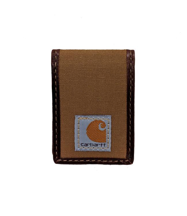 Carhartt Money Clip Sandstone CH-46217