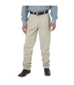 Wrangler Pleated Front Casuals Riata® 0095KH