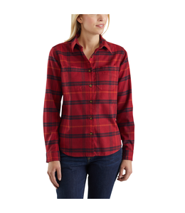 Carhartt Women's Rugged Flex Hamilton Shirt 103226