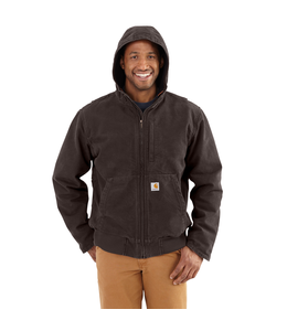Carhartt Jacket Active Sherpa Lined Armstrong Full Swing 102360