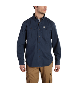 Carhartt Work Shirt Long Sleeve Solid Foreman 101554