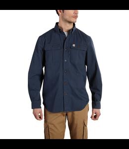 Carhartt Work Shirt Long Sleeve Solid Foreman 101554