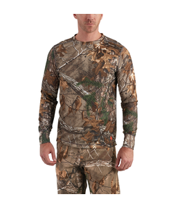 Carhartt Crewneck Camo Cold Weather Force Extremes Base 102222