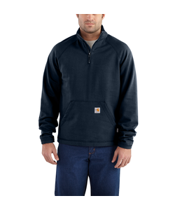 Carhartt Sweater Quarter Zip Fleece Force Flame-Resistant 101576