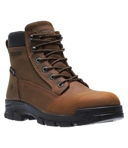 "Wolverine Boot 6"" Waterproof Steel-Toe Chainhand W10916"