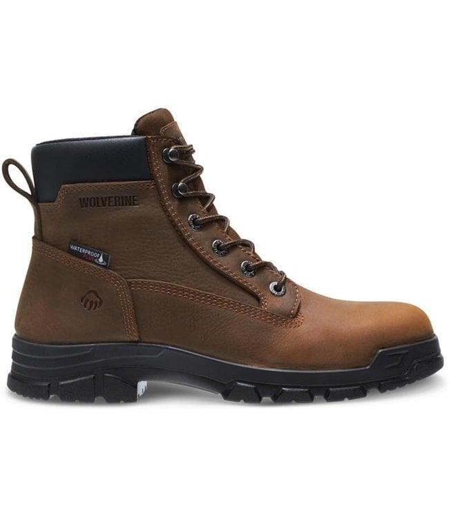 """Wolverine Boot 6"""" Waterproof Chainhand EPX W10917"""
