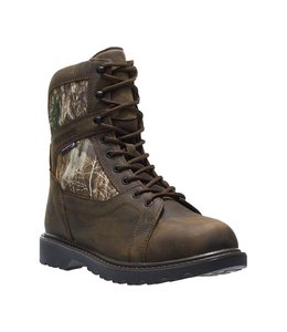 "Wolverine Men's Boot 8"" Waterproof Insulated Blackhorn W30175"