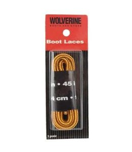 Wolverine Boot Laces Gold 45 Inch W69408