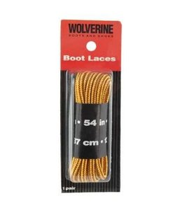 Wolverine Boot Laces Gold 54 Inch W69409