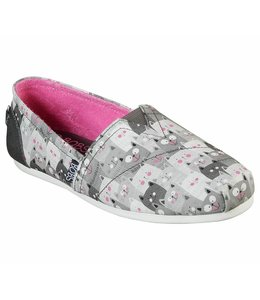Skechers Bobs Plush - Kitty Jam 32584 GRY