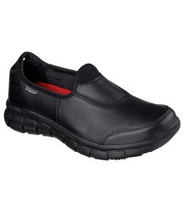 Skechers Work: Relaxed Fit - Sure Track 76536 BBK
