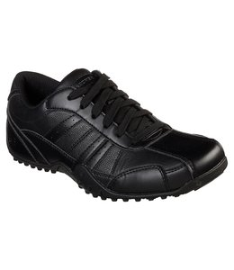 Skechers Work Relaxed Fit: Elston SR 77038W BLK